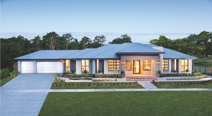 Maitland 30    Big Living Collection    Ranch-style Home    Clarendon Homes