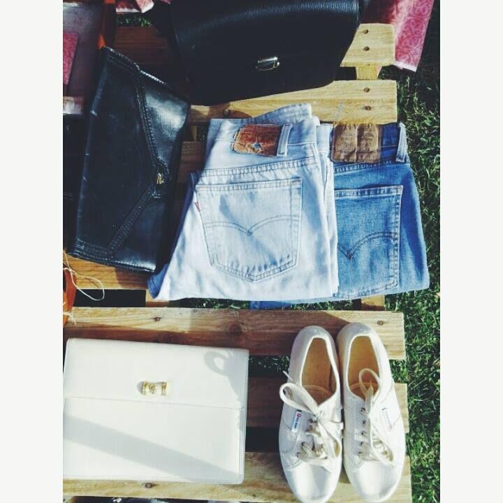 Vintage Outfit - Levi's Jeans