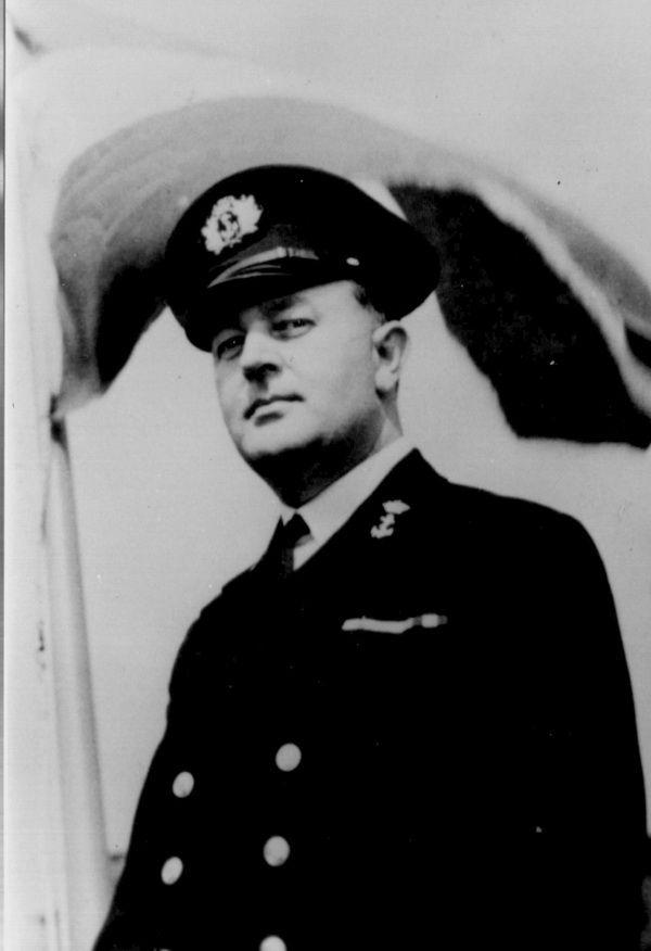 H.C.J. Coumou (commander submarine KXII)