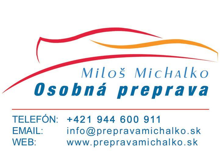 Osobná preprava - Miloš Michalko