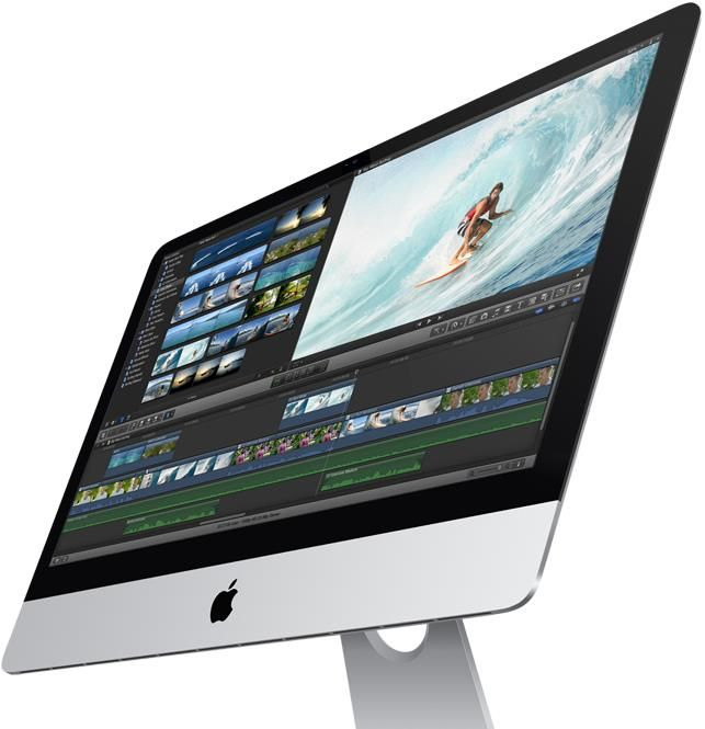 """Apple iMac 27"""" - the best desktop out there (for esthetic reasons and because its OS X)"""