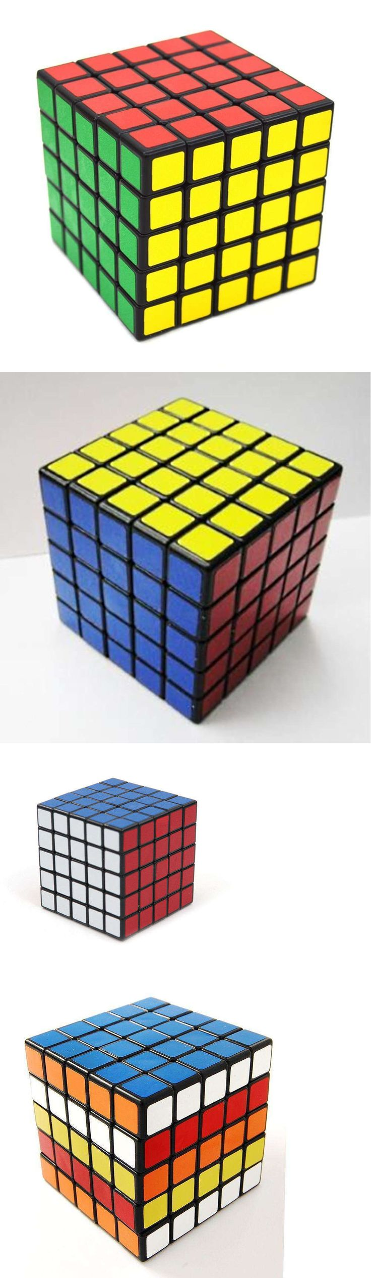Brain Teasers and Cube Twist 19187: 5X5 Rubik'S Magic Cube Ultra Smooth Speed Puzzle Twist Rubix Kids Gift White N -> BUY IT NOW ONLY: $35.93 on eBay!