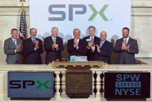 SPX #CorporationSecuresLargeDairyPlant Contract From #ArlaFoods  SPX Corporation (NYSE: SPW) announced that its Flow Food and Beverage business has been awarded a second- phase process contract from Arla Foods, a global dairy company and co-operative owned by 13,500 dairy farmers across Europe