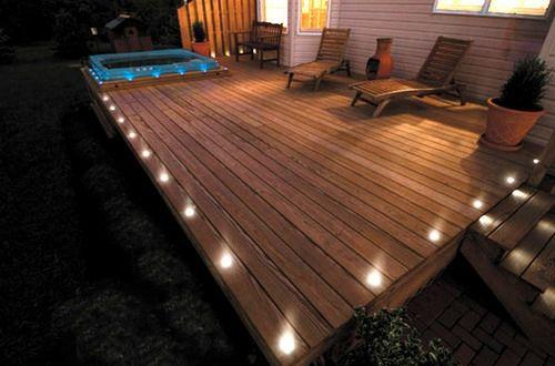 17 Tipps für Holz Boden Belag im Garten oder auf der Terrasse