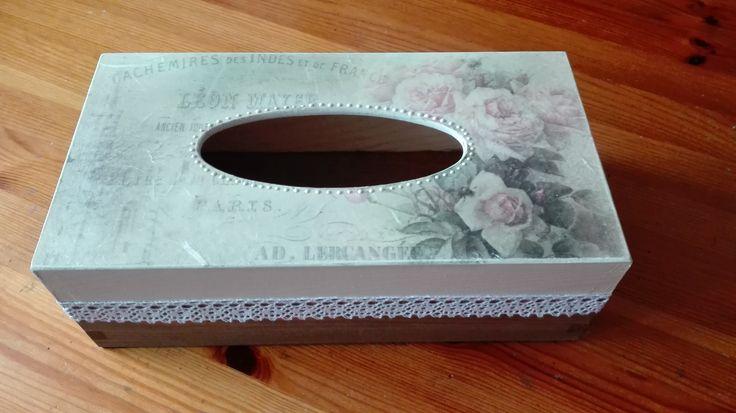 Skromny i elegancki - czy będzie pasował do Twoich wnętrz? Tissue box - DIY