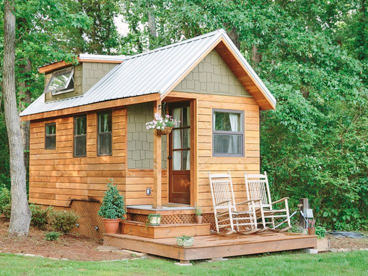 Wind River Starts A Tiny House Community In Chattanooga