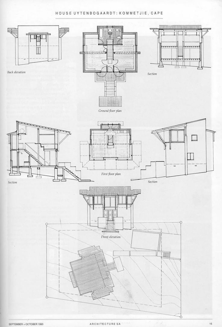 OH Architecture: OH_Thursdays: House Uytenbogaardt, Kommetjie
