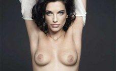 Pauline Delpech : L'actrice montre ses seins pour lutter contre le cancer (Photos) - aufeminin