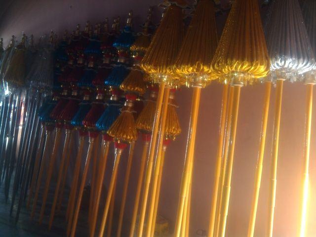 Payung Hias Susun Juwiring