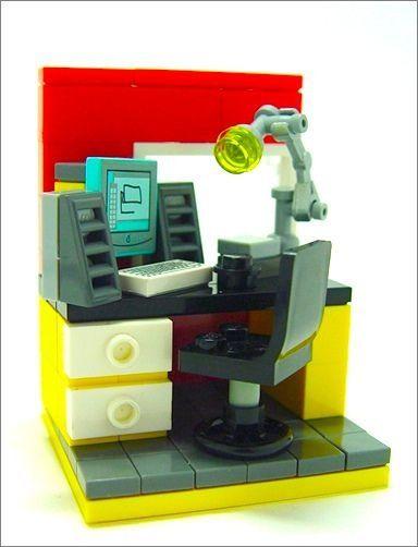 Lego office