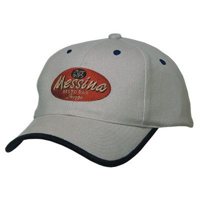 Wrap Over Embroidered Cap Min 25 - Caps & Hats - Caps - DH-AH0051 - Best Value Promotional items including Promotional Merchandise, Printed T shirts, Promotional Mugs, Promotional Clothing and Corporate Gifts from PROMOSXCHAGE - Melbourne, Sydney, Brisbane - Call 1800 PROMOS (776 667)