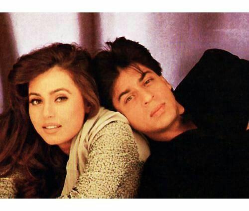 Shahrukh Khan & Mahima Chaudhry