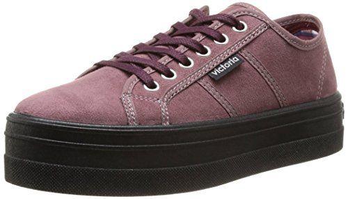Victoria Blucher Antelina Plataforma - Zapatillas para mujer: Amazon.es: Zapatos y complementos