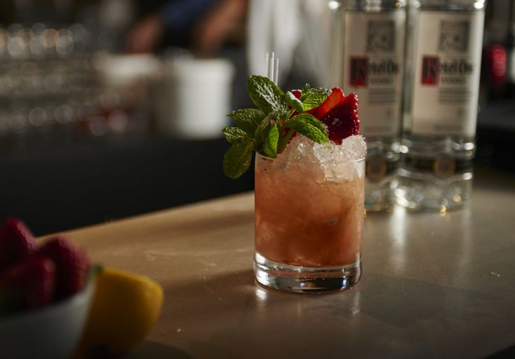 World Class Bartender Jack Sotti takes us a few of his favourite Welcome Drinks.