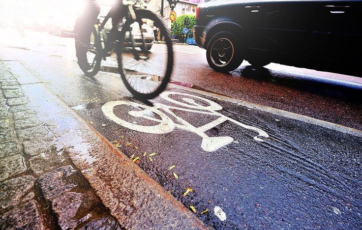 4 Essential Urban Cycling Survival Skills  http://www.bicycling.com/rides/beginners/4-essential-urban-cycling-survival-skills?utm_source=BKE01
