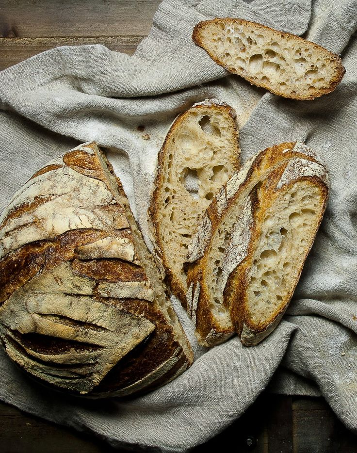 Tartine Country Loaf   Hint of Vanilla