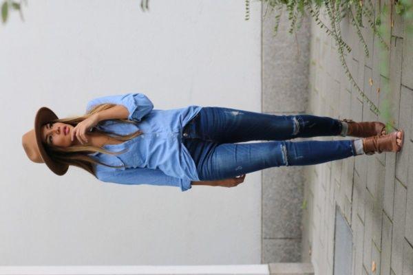 Denim on Denim Outfits For Denim Addicts Like Me0071
