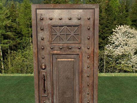 Metal Door set with great Door sounds - Scripted with Multilevel Access Controls and Locks - Linkable with very cool custom sound and Visitor Annou. & 57 best SteamPunk Doors images on Pinterest   Doors Front doors ... pezcame.com