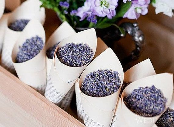 The Final Information to Lavender Marriage ceremony Concepts
