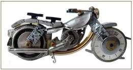 Motocykl - Watch motorcycle Zet