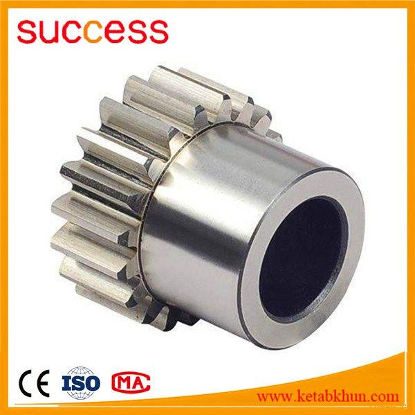 Steel Material and Hobbing Gear Rack And Pinion for equipment/ cnc machine     More: https://www.ketabkhun.com/gear/steel-material-and-hobbing-gear-rack-and-pinion-for-equipment-cnc-machine-3.html