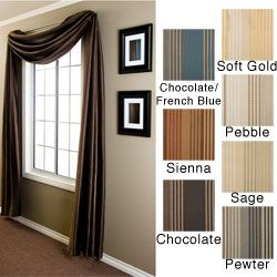 1000 ideas about window scarf on pinterest for Bathroom 94 percent