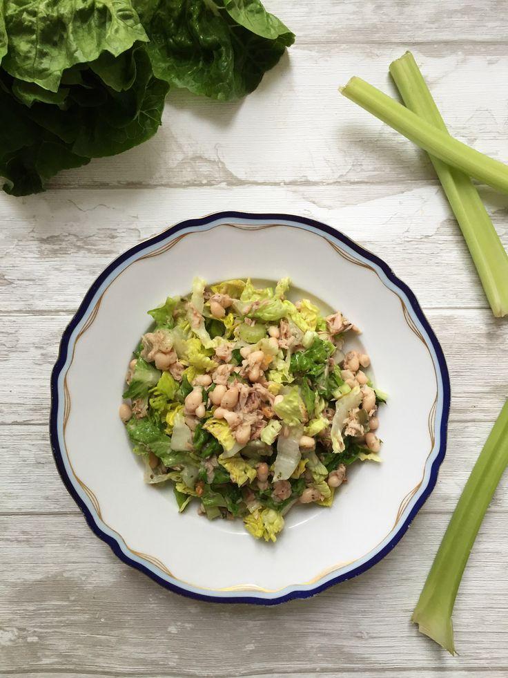 Low Carb Rezepte: Thunfisch-Bohnen-Salat