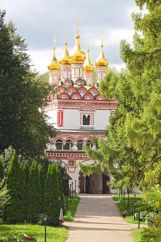 Иосифо-Волоцкий монастырь. Теряево.