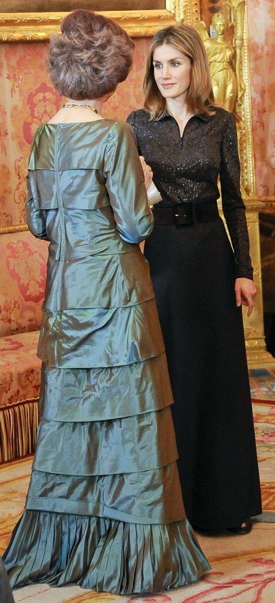 181 best Princess Letizia images on Pinterest | Spanish royalty ...