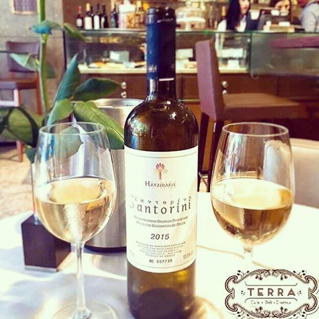 Days are still festive! Enjoy a glass of wine at Terra!  #Regram via @www.instagram.com/p/BOzm6r-jrs4/?taken-at=264225708