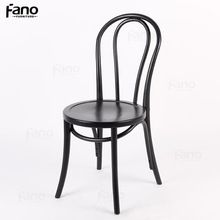 restaurant cafe hotel wooden thonet side chairs for sale bentwood black dining chair