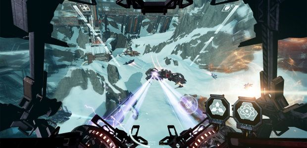 EVE: Valkyrie – Warzone blasts off, making VR optional