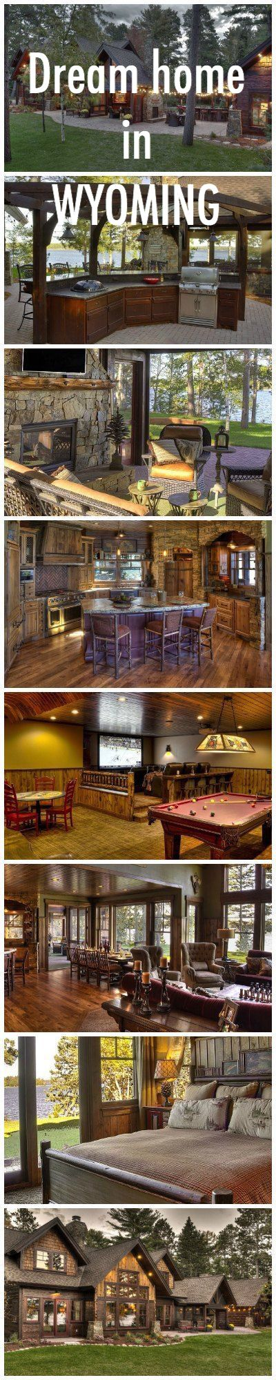Dream Home in Wyoming