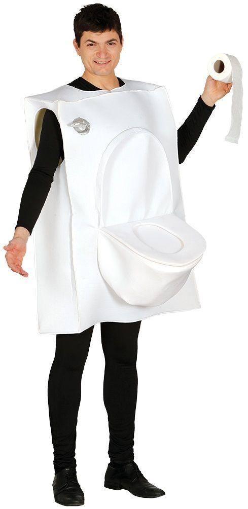 8d6caa8259a Adult Toilet Fancy Dress Costume in 2019