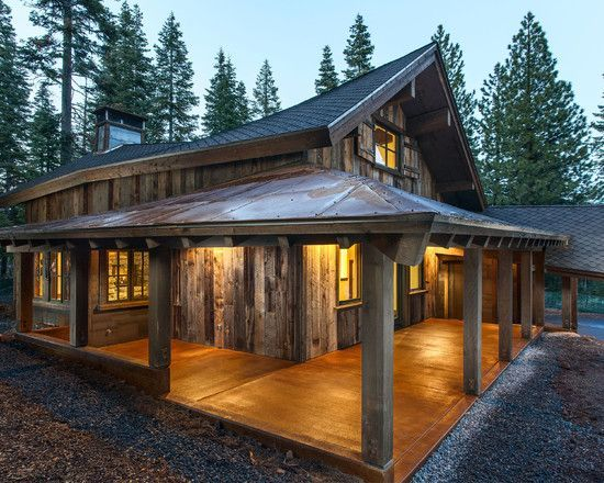 Rustic House Plans With Wrap Around Porch