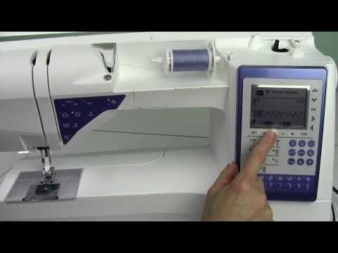 Best 40 Husquvarna Viking Images On Pinterest Sapphire Vikings Mesmerizing Sapphire 835 Sewing Machine Review