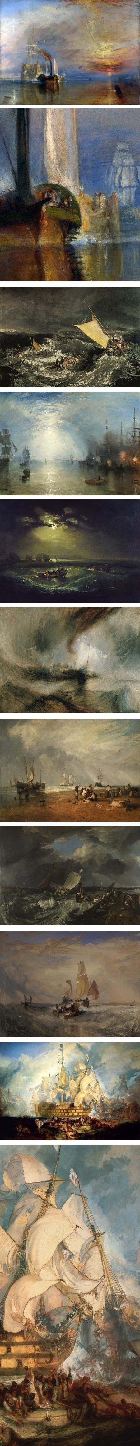 Turner & the Sea, JMW Turner at Maritime Museum