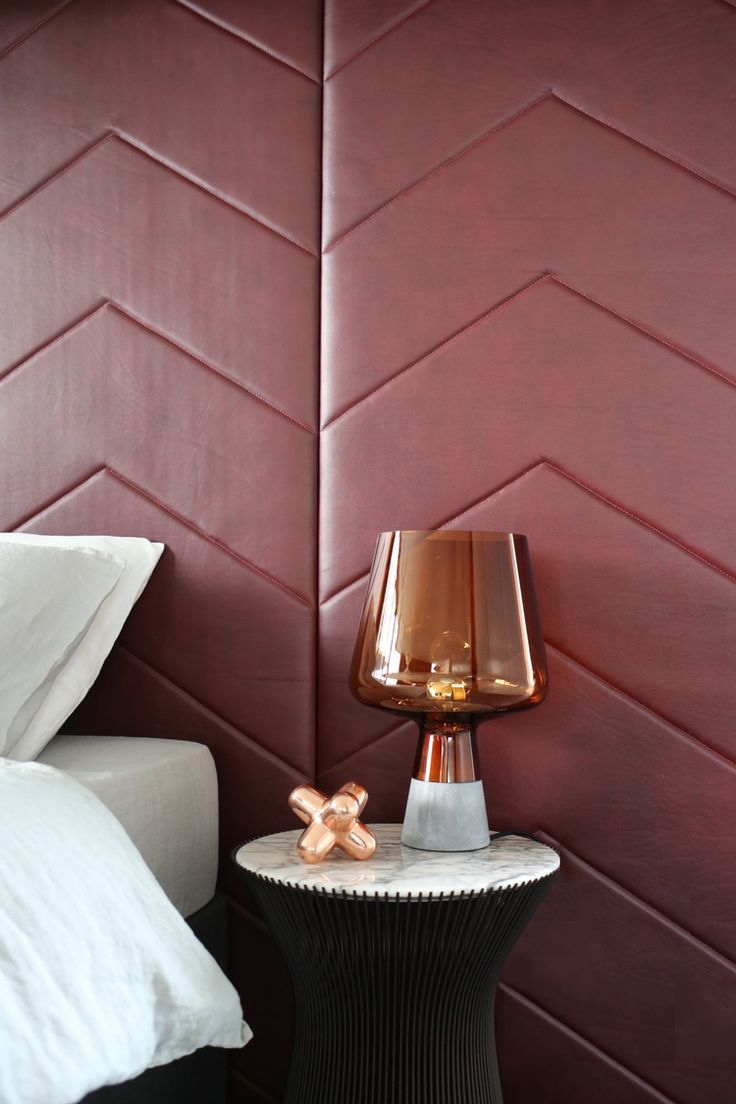 Tom Dixon penthouse at Greenwich peninsula | Design Hunter #marble #copper