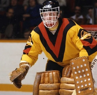 Who did Wayne Gretzky get his first goal against? Answer. Vancouver Canucks goalie Glen Hanlon on October 14, 1979