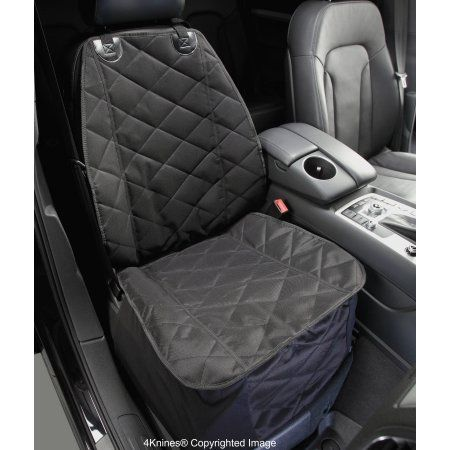Miraculous 4Knines Front Seat Cover For Dogs In Cars Trucks Or Suvs Machost Co Dining Chair Design Ideas Machostcouk