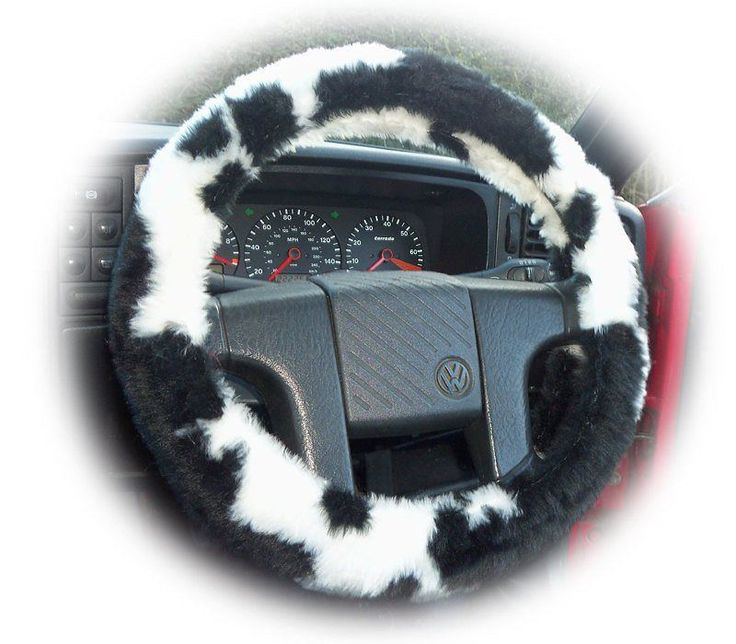 Calling all cow lovers ! if you love cows then you need this cow print faux fur steering wheel cover ! handmade from black and white cow print faux fur fabric.  Find now on http://ift.tt/1MdrObG  FREE shipping !  #cowprint #cowpatch #blackandwhite #fauxfur #steeringwheelcover #handmade #giftideas #shopify #wanelo #tumblr #onlineshopping #worldwideshipping #moo #ilovecows #fun #funky #caraccessories #carsofinstagram #jeepaccessories #mothersday #winterdriving #summerdriving