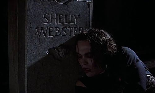 He died a year ago the moment he touched her. They're all dead. They just don't know it yet. -- Eric Draven (Brandon Lee) of The Crow. Top 20 Byronic Heroes in Film