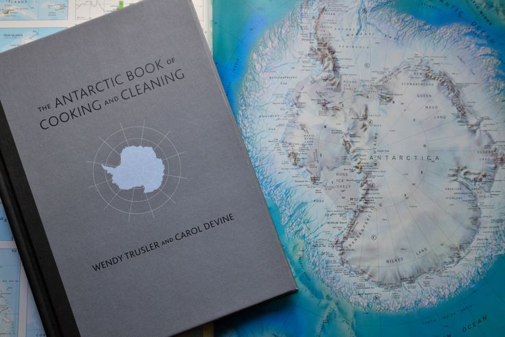 Great cookbook about an environmental expedition to a small island off Antarctica .  Insight into the cultural history of the bottom of the earth.  Green With Renvy - Travel & Lifestyle in Sustainable Shades of Green | Green With Renvy