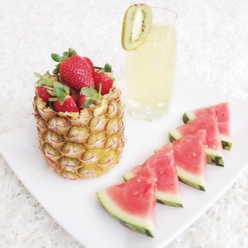Fun way to eat your fruit!