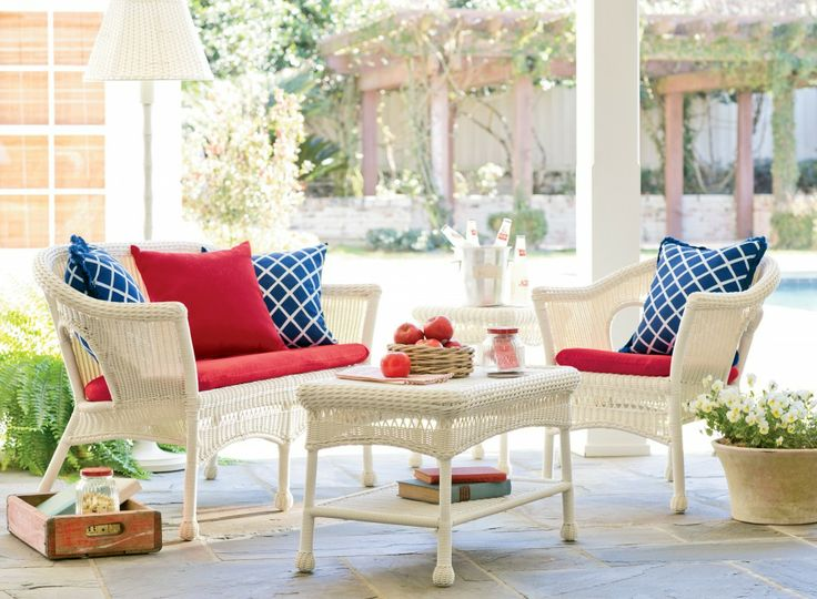 Best Patio Furniture Accents Images On Pinterest Backyard - All american patio furniture
