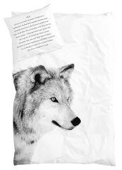 By Nord sengetøj - Wolf. Kan købes hos indeliv.dk