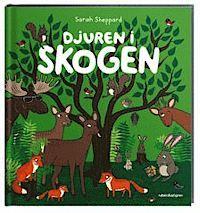 Djuren i skogen (kartonnage)