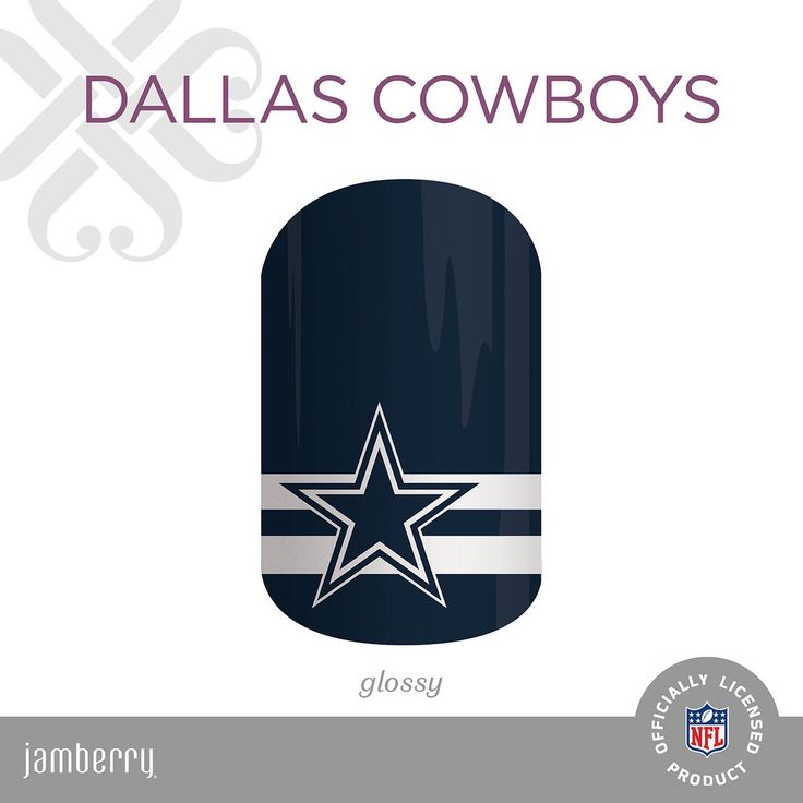 NFL Collection by Jamberry Dallas Cowboys