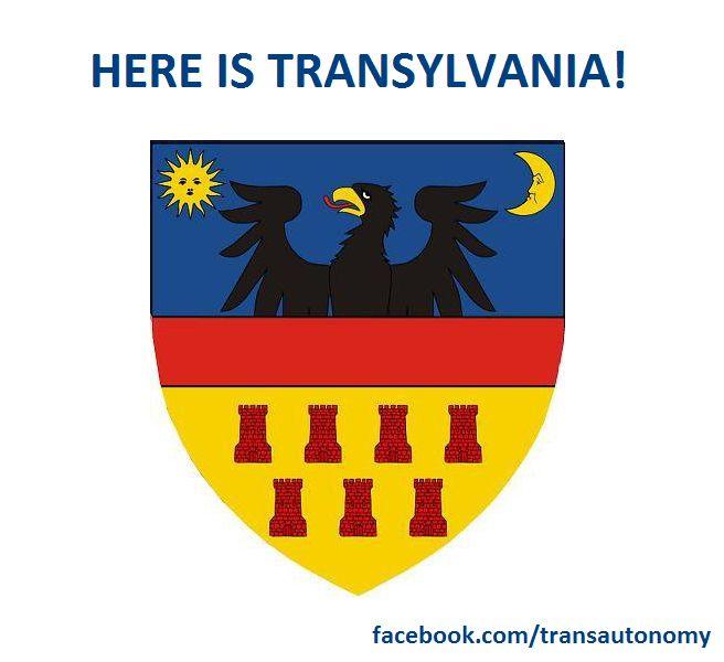 Transylvania is not Ro-Mania!  facebook.com/transautonomy