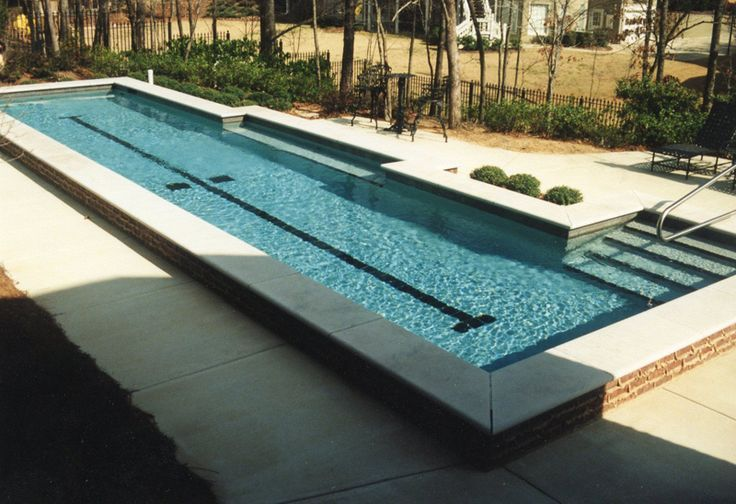 85 Best Exercise Pools Images On Pinterest Small Swimming Pools Lap Pools And Outdoor Spaces